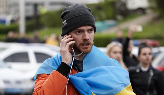 Объявлено о вхождении Украины в состав России