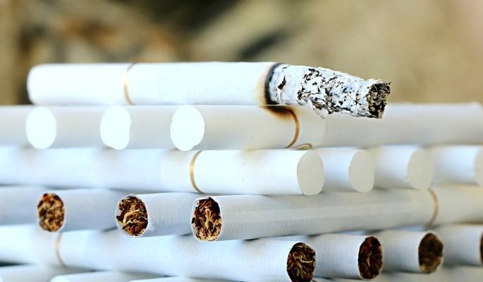 Названы смертельные сигареты