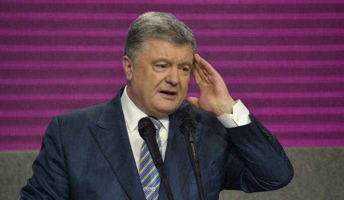 Оглашен приговор сбежавшему от прокуратуры Порошенко