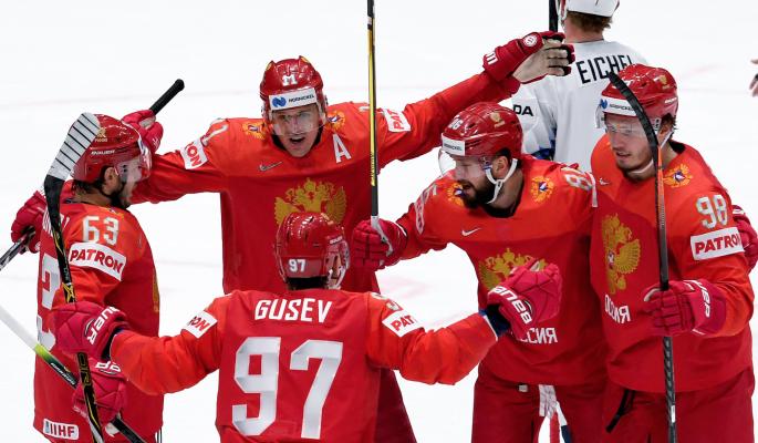 Сборная России совершила невероятное в полуфинале ЧМ по хоккею (видео)