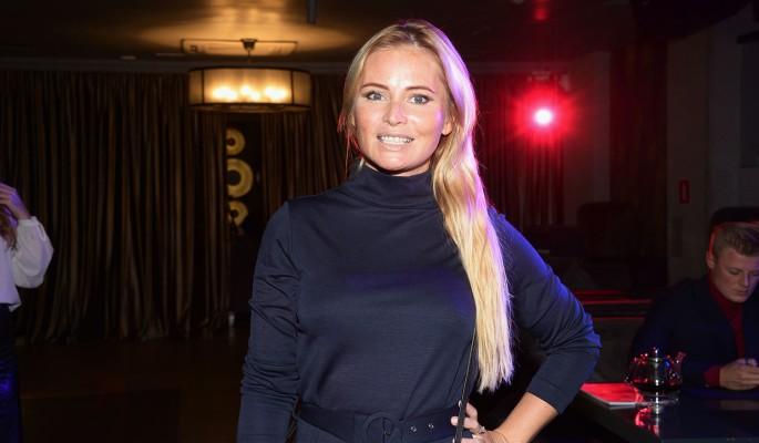 Телеведущая Дана Борисова спьяну вышла замуж