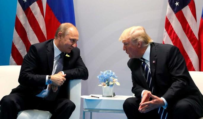 Трамп грозно предупредил Путина