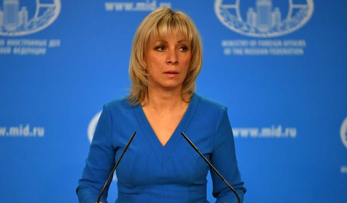 """Животное"": Захарова пришла в бешенство из-за зверского поступка"