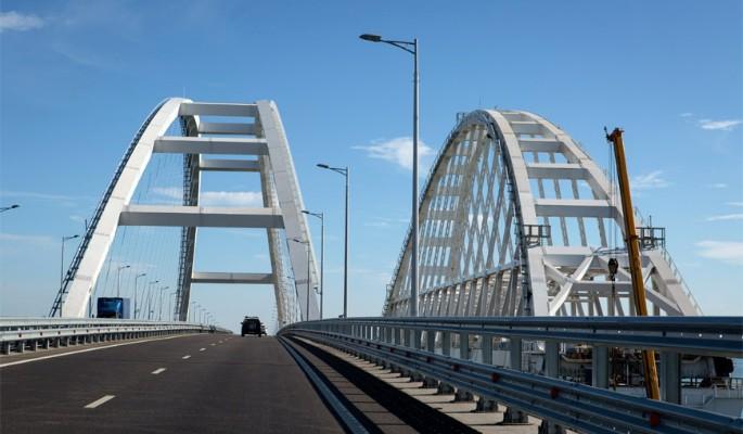 Объявлена дата падения Крымского моста
