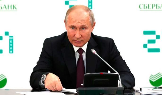 Путин прилюдно унизил распустившего язык Зеленского