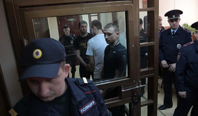 Александр Кокорин и Павел Мамаев молят о пощаде