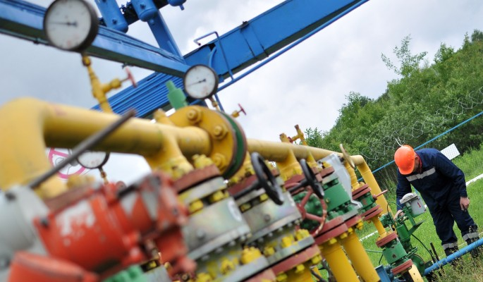 Украина докатилась до шантажа Европы из-за газа