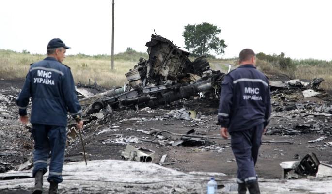Озвучена невероятная версия крушения MH17 после обвинений из Нидерландов
