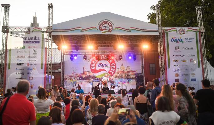 В Москве пройдет третий Большой Фестиваль Италии
