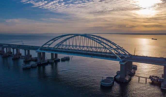 Раскрыт грязный поклеп украинцев на Крымский мост