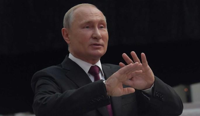 Зеленский публично обратился к Путину с просьбой