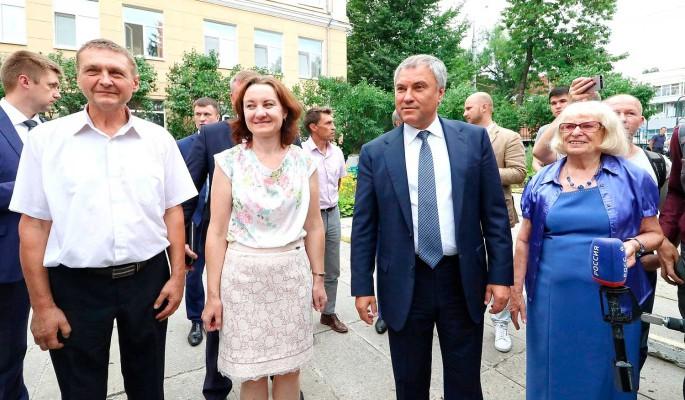Володин предложил отреставрировать музей-усадьбу Чернышевского