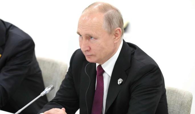 Путин ответил на мольбы отчаявшегося Зеленского