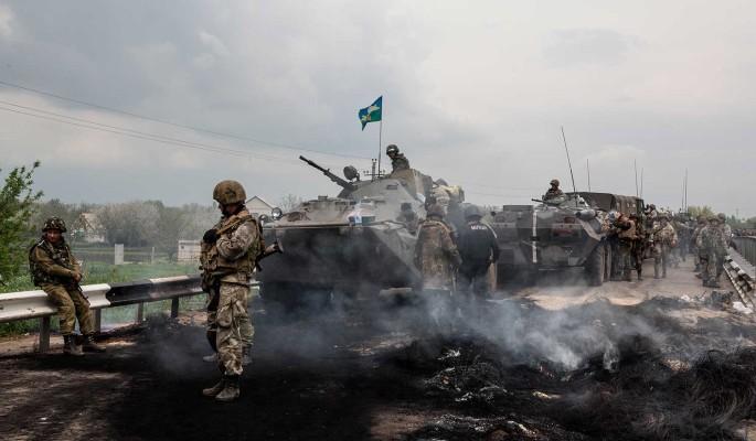 Сделано объявление о начале новой войны на Украине