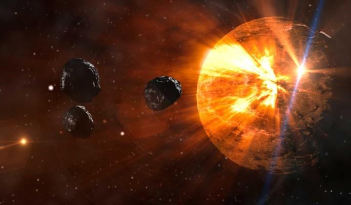 Планета под угрозой: на Землю несется огромный астероид