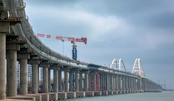 Наглая атака украинцев на Крымский мост окончилась провалом