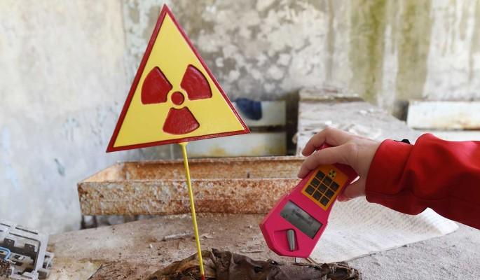 «Радон» очищает зараженную радиацией землю в Москве