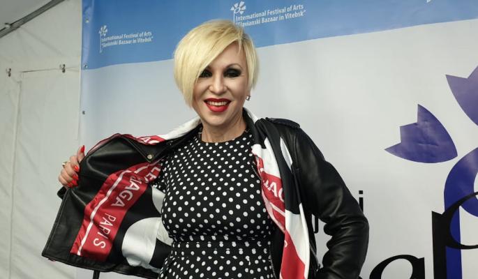 Помолодевшая Валентина Легкоступова выглядит как подросток