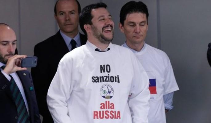 Вице-премьера Италии пытались убить украинские наемники