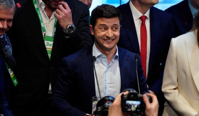 Зеленский выступил с заявлением после обвинений в изнасиловании