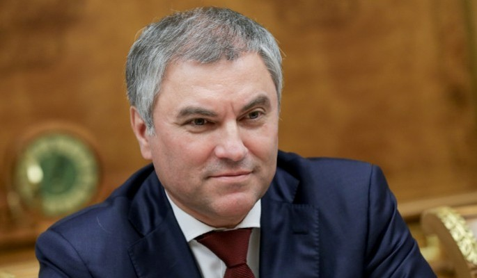 Володин возглавил попечительский совет ВГИК
