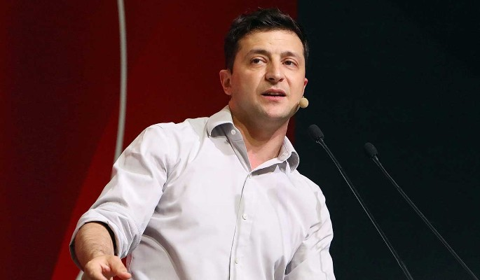 Переворот в Киеве: Зеленского отстранили от обязанностей президента