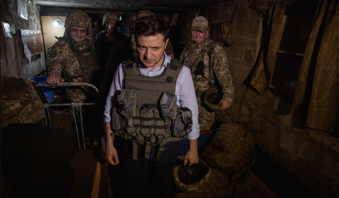 """""""Это не мой президент"""": лжец Зеленский довел украинцев до белого каления"""