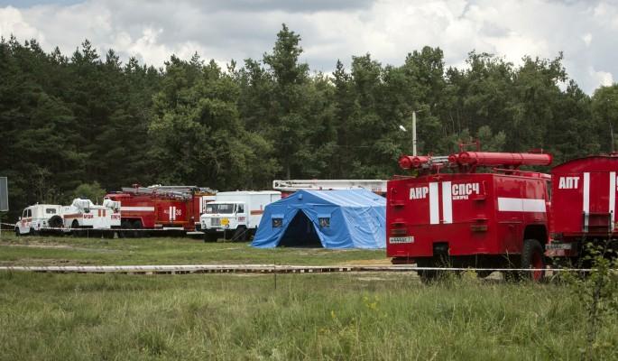 Что известно о пожаре в палаточном лагере с детьми под Хабаровском