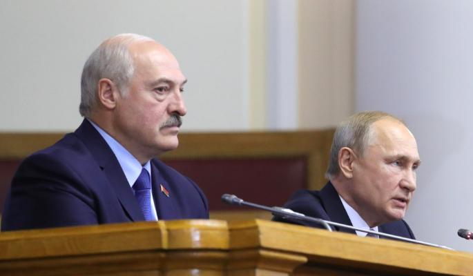 Сделано объявление о провале Лукашенко после трудного разговора с Путиным