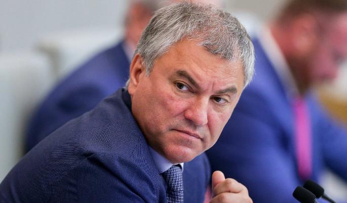 Володин подчеркнул важность межпарламентского диалога