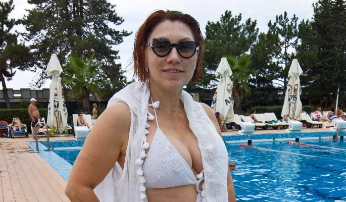 Сябитова облизала бывшего мужа Собчак