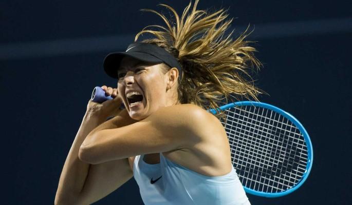Мария Шарапова потерпела поражение от эстонки в Торонто