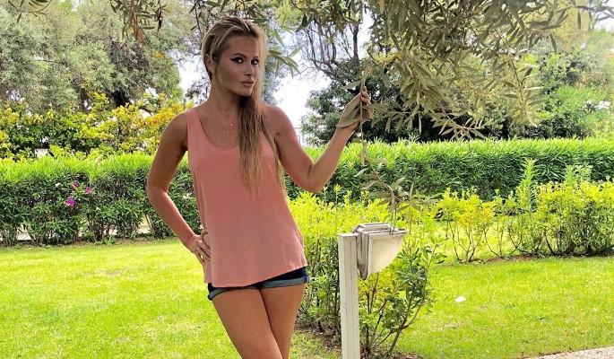 Разоткровенничавшаяся Борисова заикнулась о втором ребенке