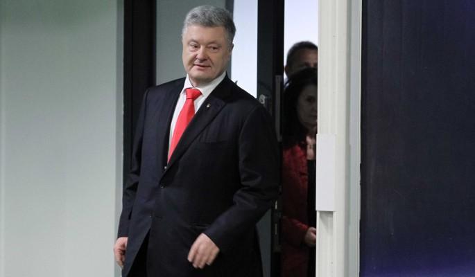Вернувшегося на Украину Порошенко отправляют в тюрьму