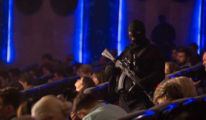 Российский режиссер оказался в заложниках