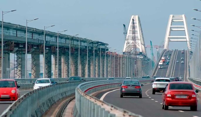 На Крымском мосту произошло важное событие