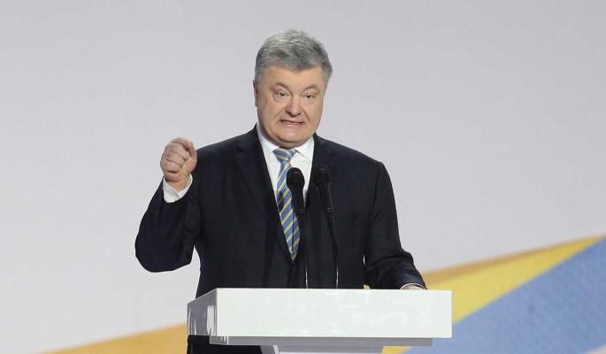 Непутевый сын прилюдно опозорил Петра Порошенко