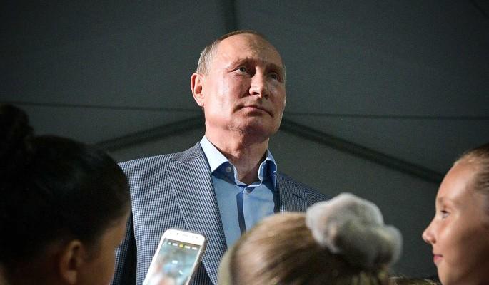 Галантный Путин довел украинцев до истерики