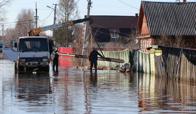 Проливные дожди затопили улицы и дома на Дальнем Востоке