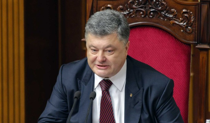 Трусливый Порошенко покинул Украину после сообщений об аресте
