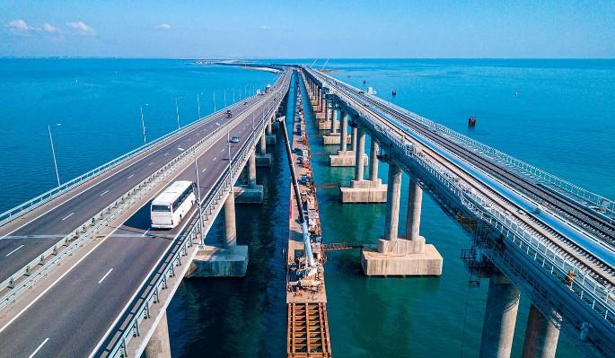Украинцы лишились покоя после правды о строительстве Крымского моста