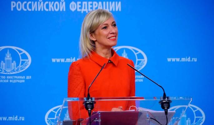 Мария Захарова сразила кавказцев лезгинкой