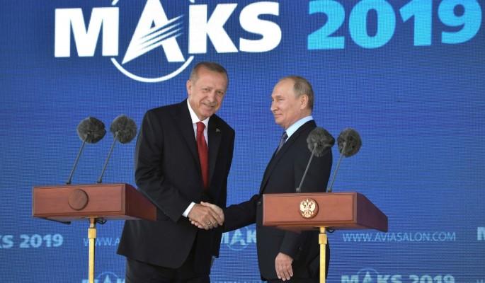 Владимир Путин удивил Реджепа Эрдогана
