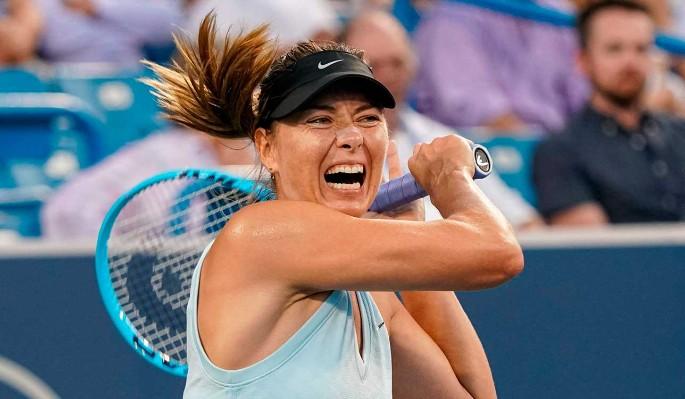 Теннисистка Мария Шарапова сделала заявление после проигрыша Серене Уильямс
