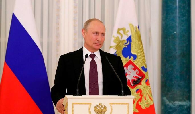 Путина признали спасителем Запада