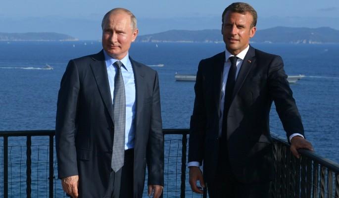 Объявлено о триумфе захотевшего дружить с Путиным Макрона