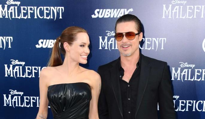 В честь Джоли: Питт показал сокровенное
