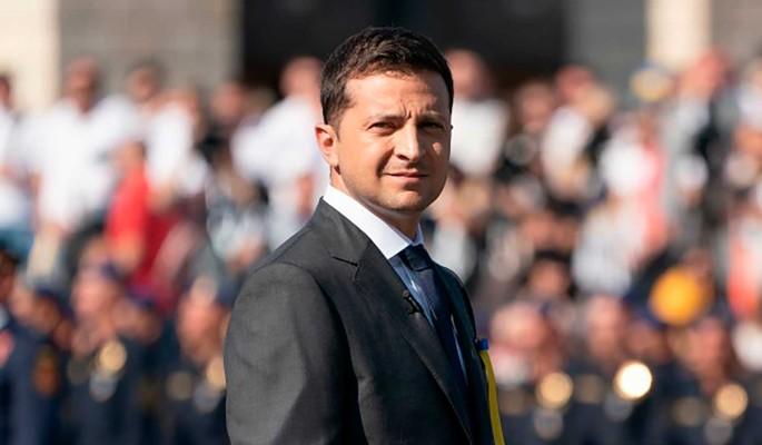 Президент Украины заболел навязчивой идеей своего