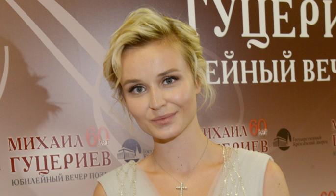 Маленькая дочь с позеленевшими ногами ошарашила Полину Гагарину