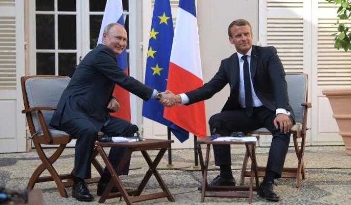 Стремлению Макрона к переговорам с Путиным нашли объяснение